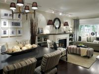 HGTV Beautiful Living Rooms   Fireplace Decorating Design ...