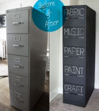 25+ best ideas about Painted File Cabinets on Pinterest ...