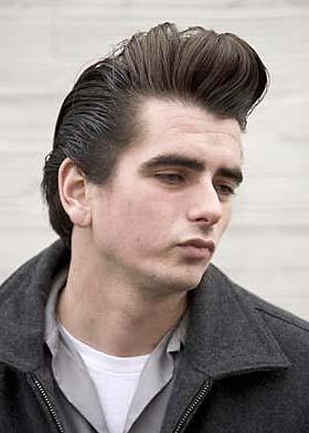 SlickVillecom  BRYLCREEM BILL  Perfect Male Hair