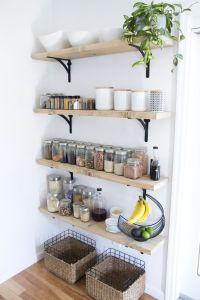 Best 10+ Kitchen wall shelves ideas on Pinterest | Open ...