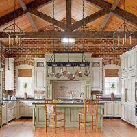 25+ best ideas about Brick Wall Kitchen on Pinterest ...