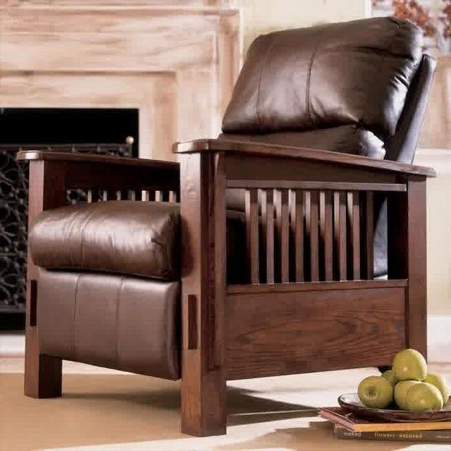 sears recliner chairs metal office chair 17 best ideas about mission style decorating on pinterest   wooden doors, craftsman and ...