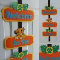 25+ best ideas about Door Signs on Pinterest | Wooden door ...
