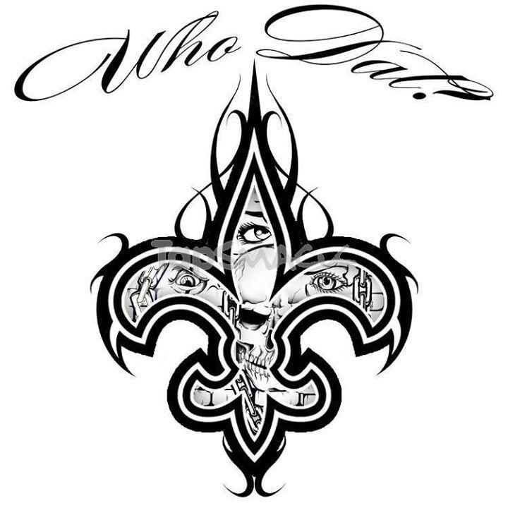 17 Best images about New Orleans saints on Pinterest