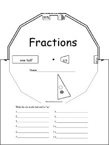 1000+ images about Teaching Fractions on Pinterest