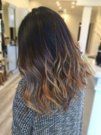 Balayage Highlights On Asian Hair | 1000 ideas about asian ...