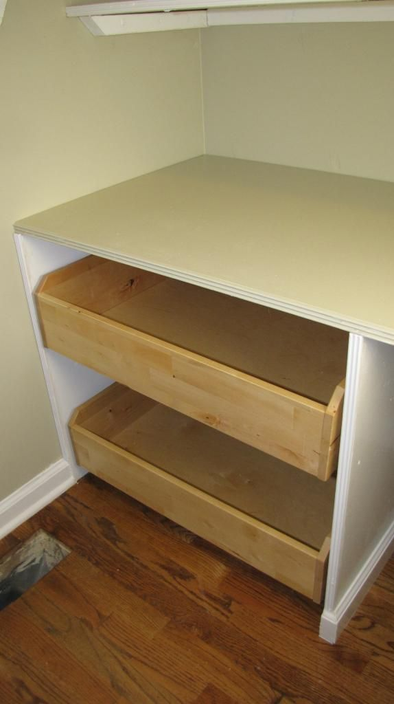 using komplement drawers in pantry  Projects Ikea Hacks