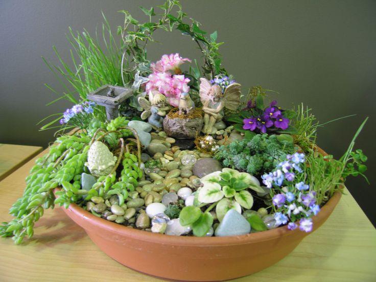 217 Best Images About Minijardines On Pinterest Gardens Fairy