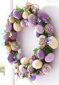 17+ best ideas about Easter Wreaths on Pinterest | Ester ...