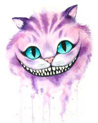 25+ best ideas about Cheshire Cat Art on Pinterest ...