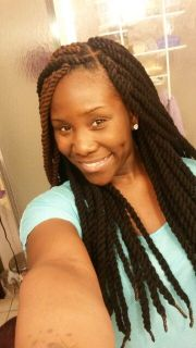lovin hair yarn twists natural