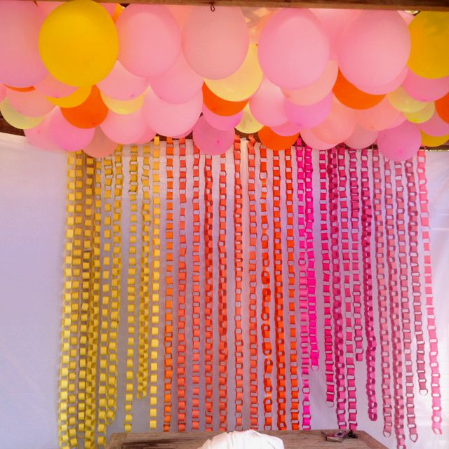 372 Best Images About Kids Party Decorations On Pinterest Tissue