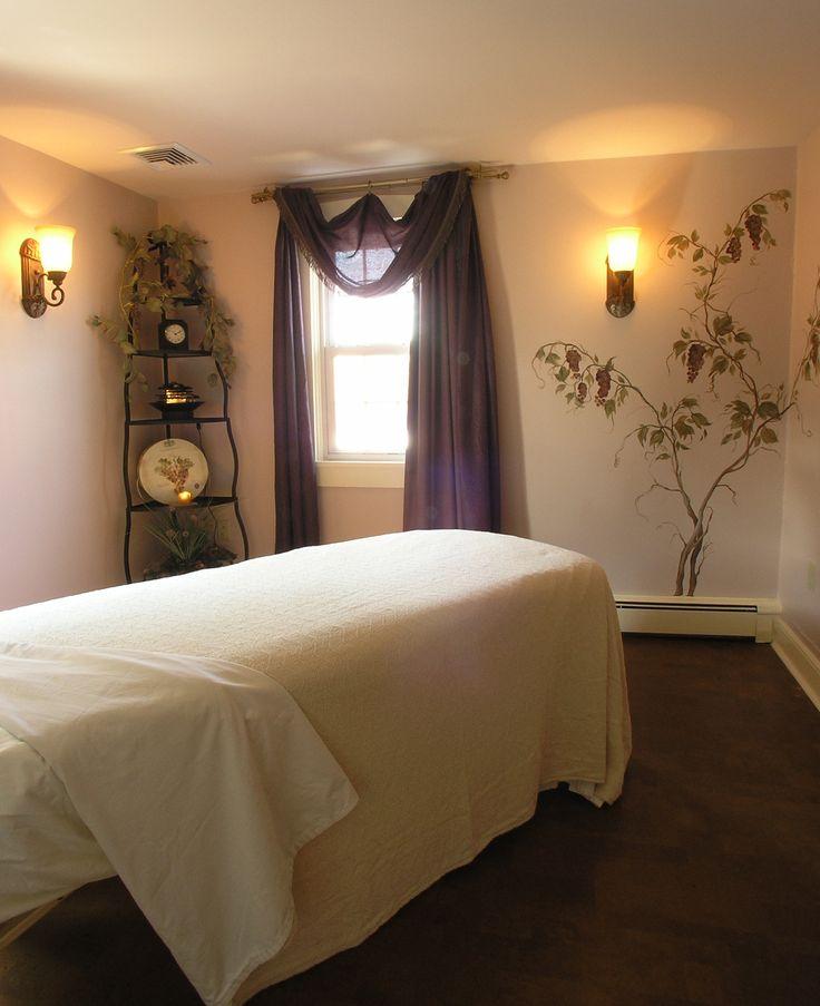 Massage Room Come to Fulchers Therapeutic Massage in