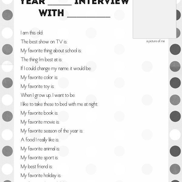 Best 20+ Birthday Interview Questions ideas on Pinterest