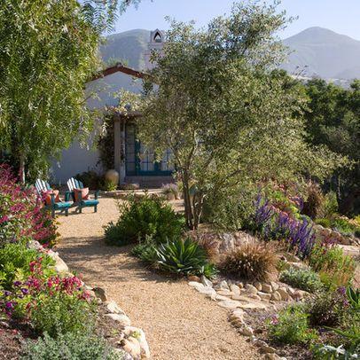 25 Best Ideas About Mediterranean Garden Design On Pinterest