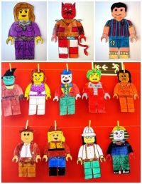 64 best images about Lego portraits and stuff on Pinterest ...