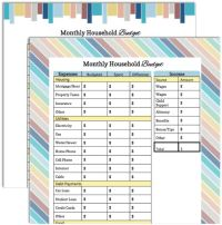 Best 20+ Monthly budget worksheets ideas on Pinterest