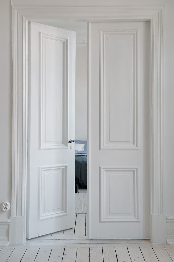 The 25+ best ideas about Painting Interior Doors on