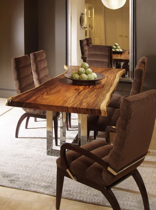 Wooden Table Without This Type Legbase Furniture