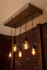 25+ best ideas about Edison bulb chandelier on Pinterest ...