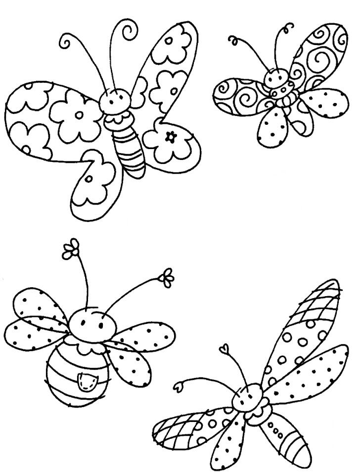 1000+ images about Coloring pages & Basic patterns