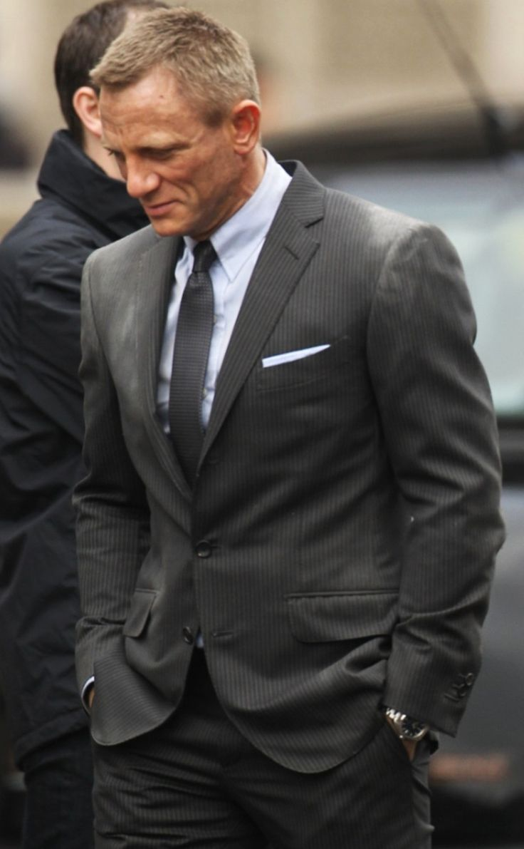 Daniel Craig In Love With Man So Stylish And Sexy