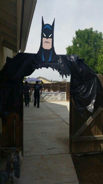 25+ best ideas about Batman Decorations on Pinterest