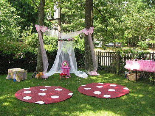 25 Best Ideas About Fairy Tea Parties On Pinterest Fairy