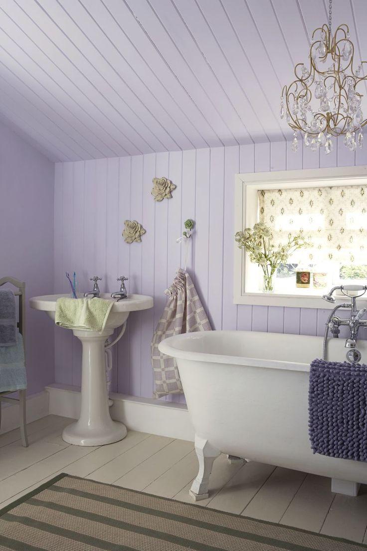 30 Adorable Shabby Chic Bathroom Ideas  Country style