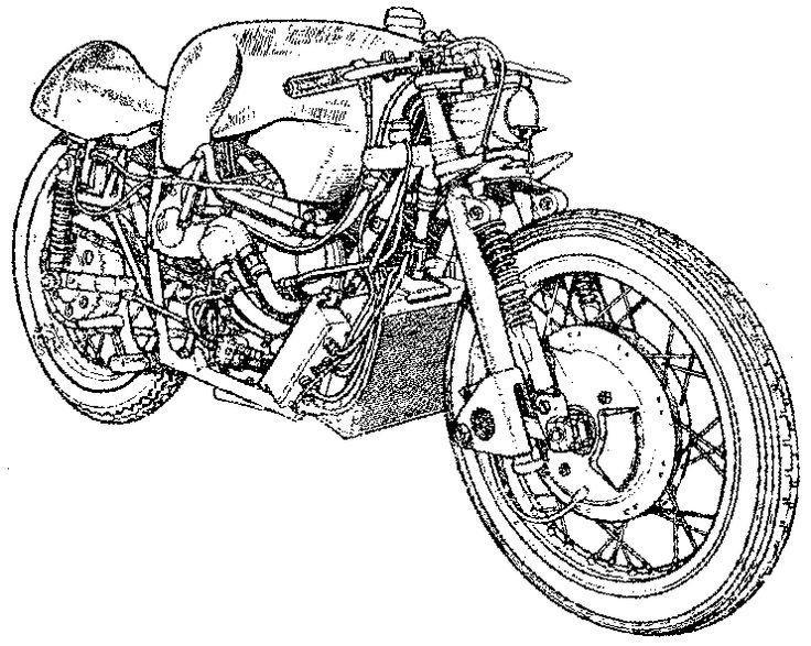25 best images about Moto Guzzi 500 V8 on Pinterest