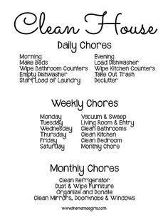 Best 25+ Printable chore chart ideas on Pinterest
