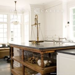 Rustic Kitchen Island Ideas Bar Lights Darryl Carter He's A Dc Designer Who Totally Gets My Style ...
