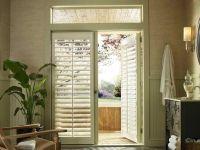 Back Door Window Treatment Idea | 18 Photos of the Window ...