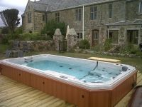 17 Best images about Hot Tub Ideas for the Garden on ...
