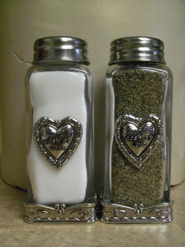 20 Best Images About SALT Amp PEPPER SHAKERS VALENTINES