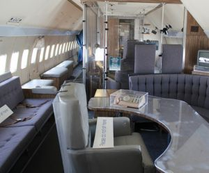 Air Force One Interior Layout and Floor Plan Layout
