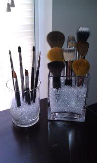 Best 25+ Makeup brush organizer ideas on Pinterest ...