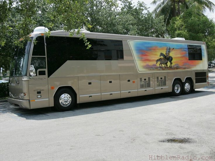31 Best Images About Famous Tour Buses On Pinterest