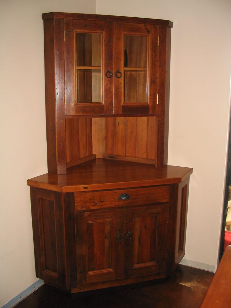 1000+ images about corner cabinet on Pinterest
