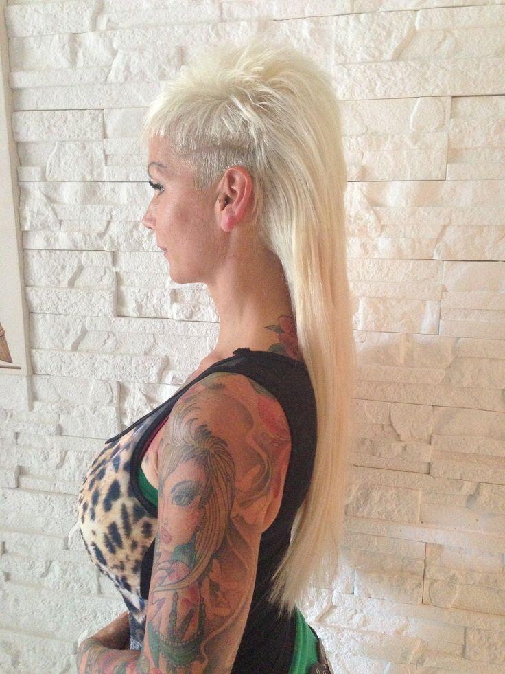 Haarverlängerung Sidecut Beauty Pinterest Sidecut