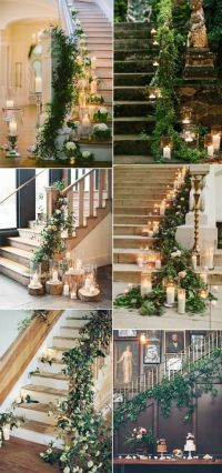 1000+ ideas about Wedding Staircase Decoration on ...