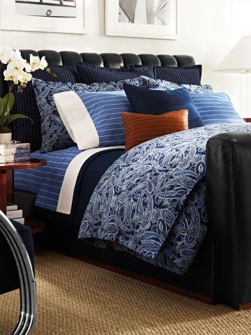 Costa Azzurra Collection  Ralph Lauren Home Bed