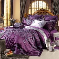 1000+ ideas about Purple And Grey Bedding on Pinterest