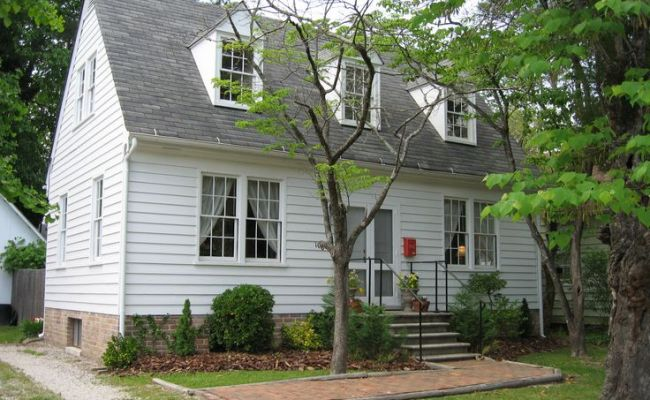 Williamsburg Colonial House Plans Wmbg Rentals