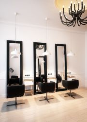 ideas salon interior