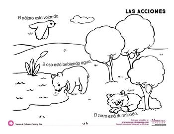 48 best images about Free Coloring in Spanish on Pinterest