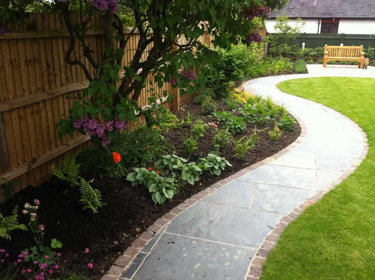 16 Best Images About Small Garden Ideas North Facing On Pinterest