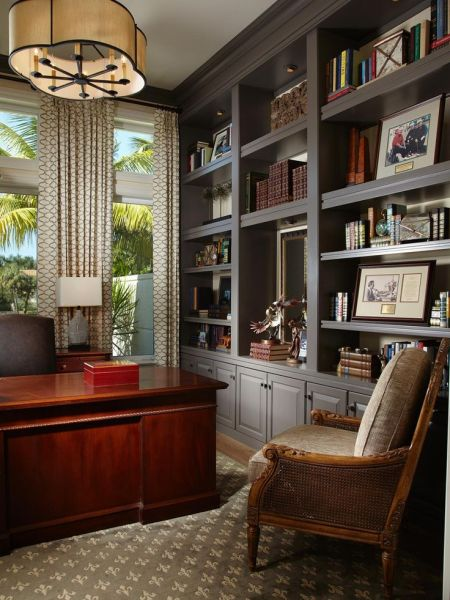 home office paint color ideas 17 Best ideas about Home Office Colors on Pinterest | Blue