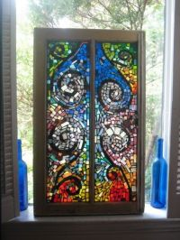 1000+ images about Mosaic Windows on Pinterest