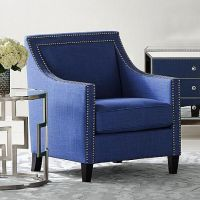 Best 25+ Navy accent chair ideas on Pinterest